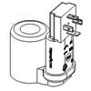 12 VCC bobine avec intégrée proportionnel IR amplificateur, Commande en courant