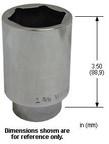 998100004 : Series 4 deep hex socket