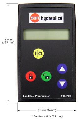991700 : Hand Held Programmer