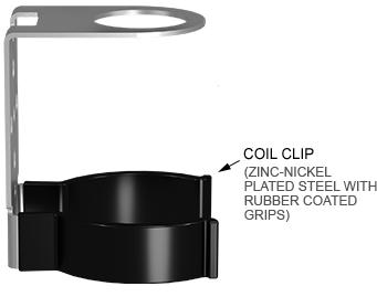 991770001 : XMD Series, 770 Series coil clip